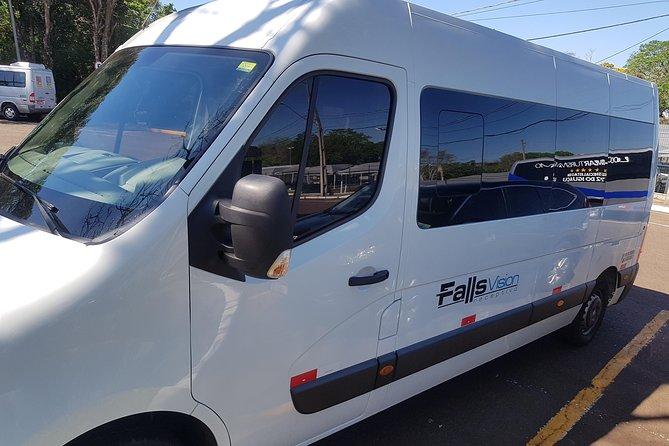 Transfer desde Aeroporto de foz do Iguaçu