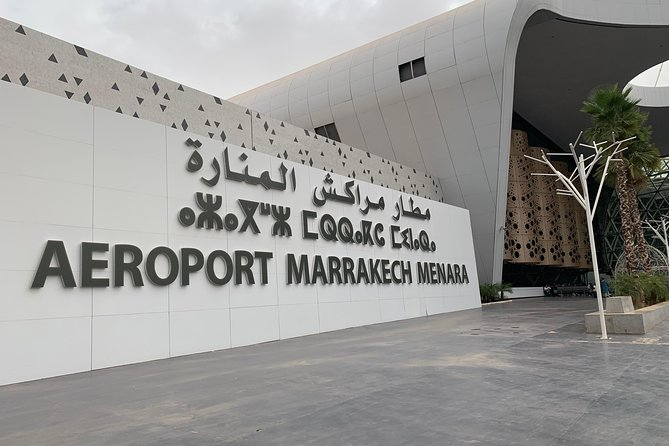 Private transfer in Marrakech : Arrival and departure
