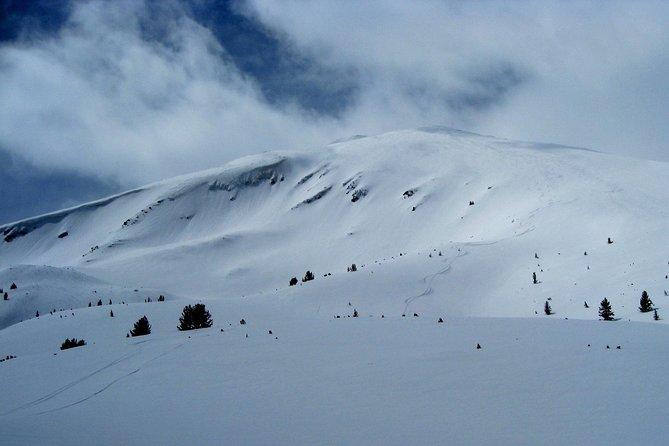 Full day Snowshoeing tour to Bezbog peak 2645 m in Pirin Mountains
