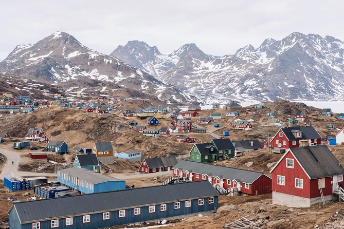 The Best of Nuuk Walking Tour