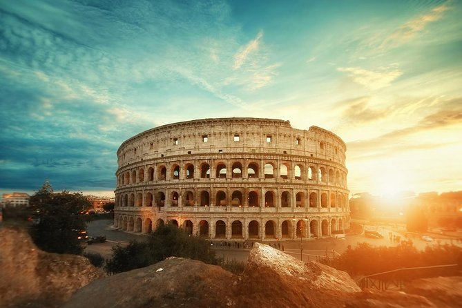 Colosseum, Ancient Rome and Vatican Museums Combo Tour