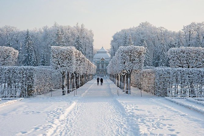 Fairy Three-Day Winter Tour Package In St. Petersburg