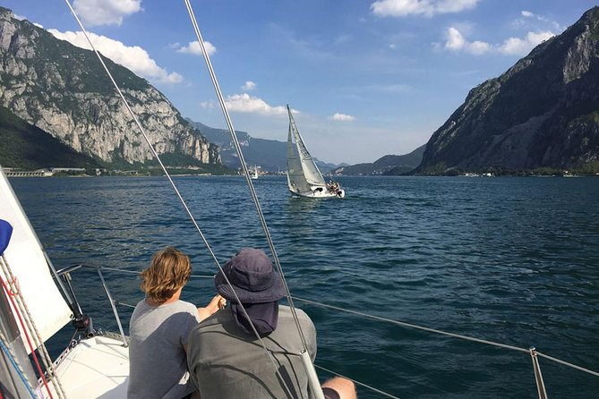 Full-day Sailing on Lake Como: Real adventure and Summer Feelings!