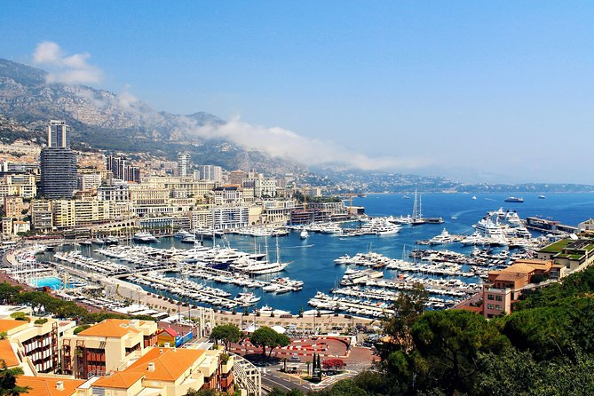 Full Day Monaco-Monte Carlo Tour with a Driver