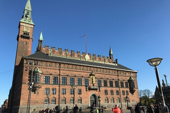 3h Private walking tour, Copenhagen