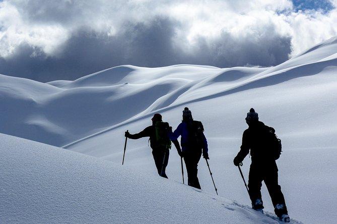 Snowshoe hike in Serre-Chevalier