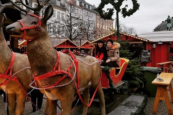 Christmas Markets Private Walking Tour, Copenhagen