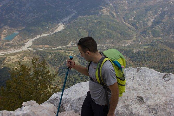Hiking in Mount Dajti