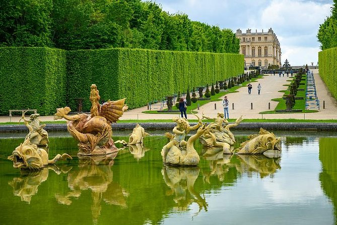Semi-Private Royals of Versailles
