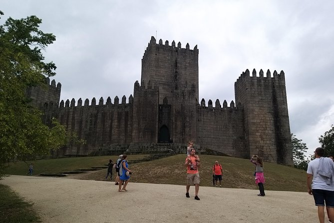 Guimarães and Braga Private Tour - Full Day - Shrines, Monasteries & Monuments