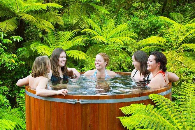 Secret Spot Hot Tub soak