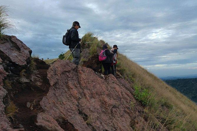 Sunrise Trekking & Tukad Cepung Waterfall tour