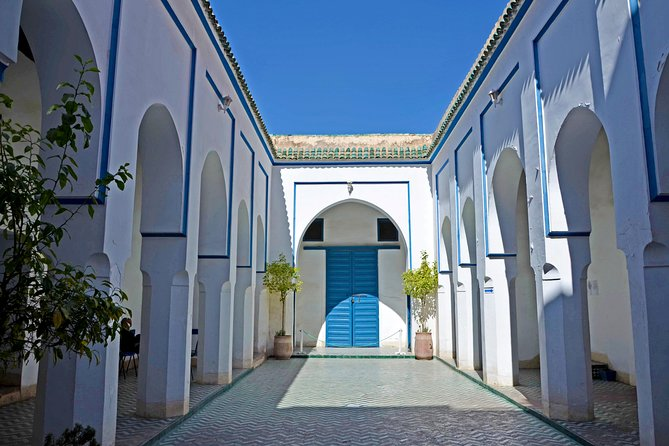 1- Day Private Marrakech Guided Walking Tour with City Highlights