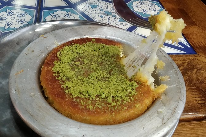 Turkish sweets tour - beyond baklava & Turkish delight