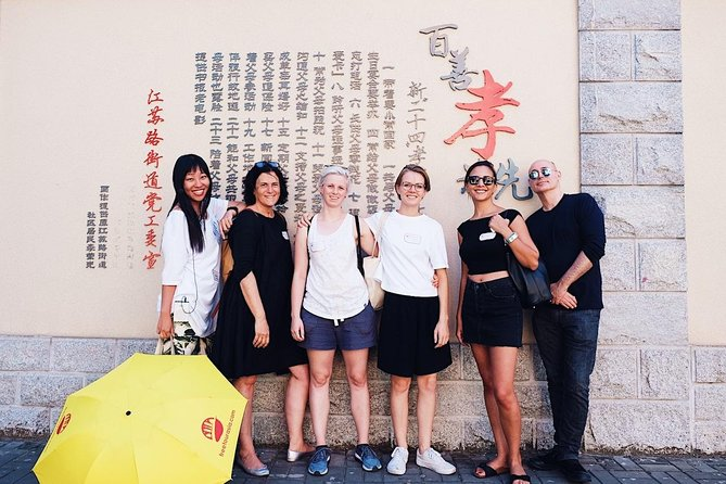 Communist Chinese Propaganda Walking Tour