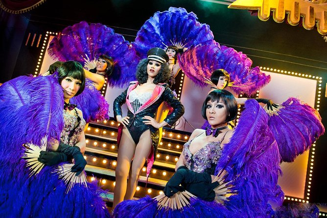 Skip the Line: Phuket Simon Cabaret Show VIP Seat Ticket