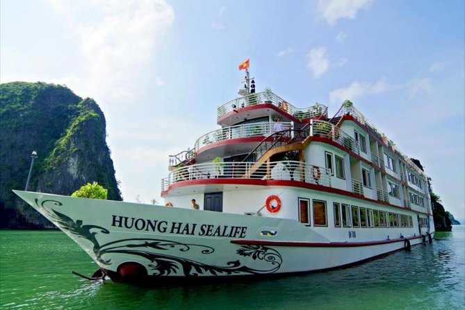 Huong Hai Sealife Cruise 2 days 1 night photo 2