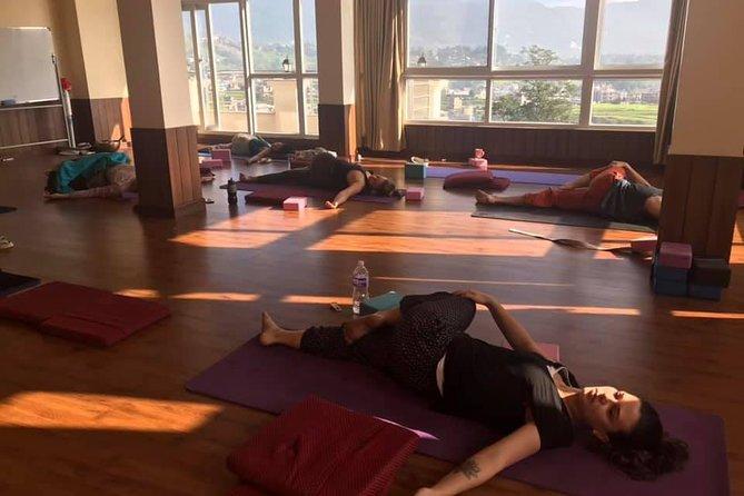 200 hours Certified Yoga Teacher Training in Kathmandu, Nepal