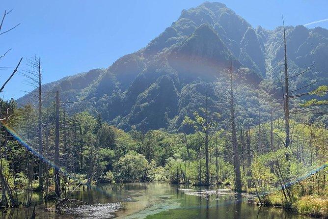 Kamikochi Feel nature and Hiking 1 day trip (near Takayama)
