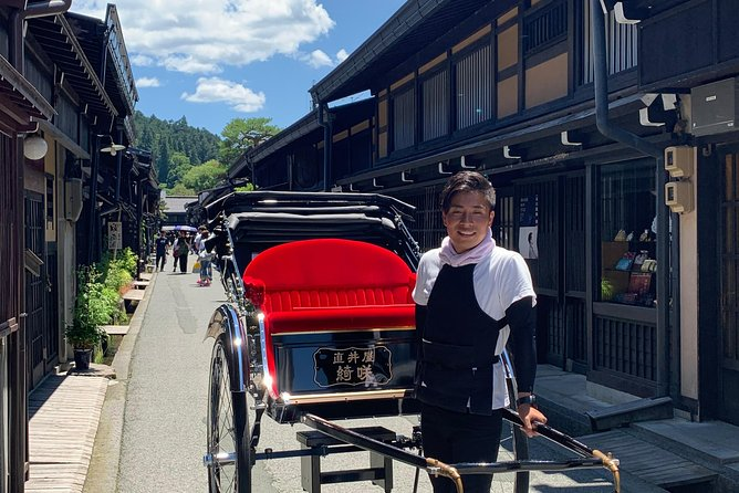 Rickshaw De Go ---Transport from your hotel to destination inside Takayama--- photo 7