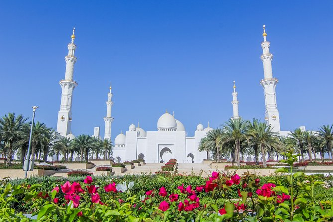 Abu Dhabi Full-Day City Sightseeing Tour from Dubai photo 4