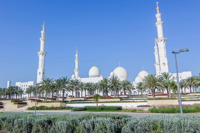 Abu Dhabi Full-Day City Sightseeing Tour from Dubai photo 12