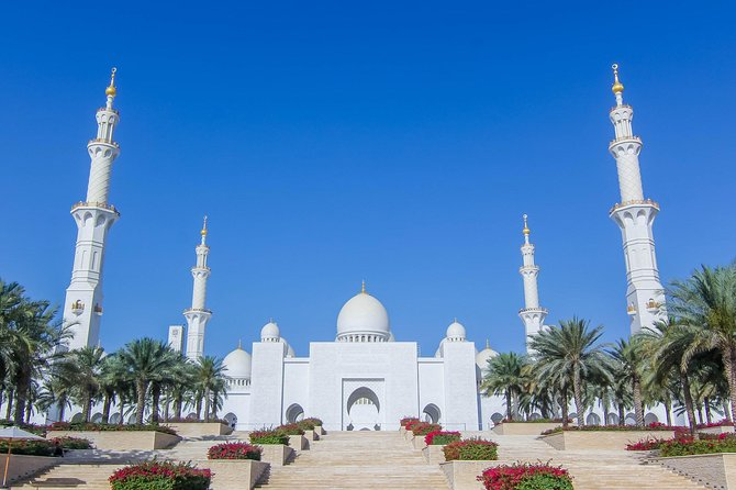 Abu Dhabi Full-Day City Sightseeing Tour from Dubai photo 3