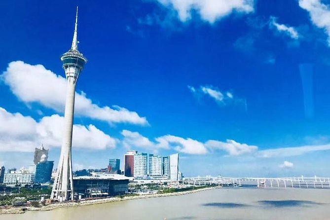 Private Day Tour to Macau from Guangzhou by Bullet Train