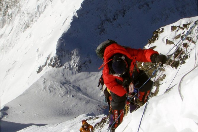 47 days Mt. EVEREST South Col Expedition in Nepal (Advanced)