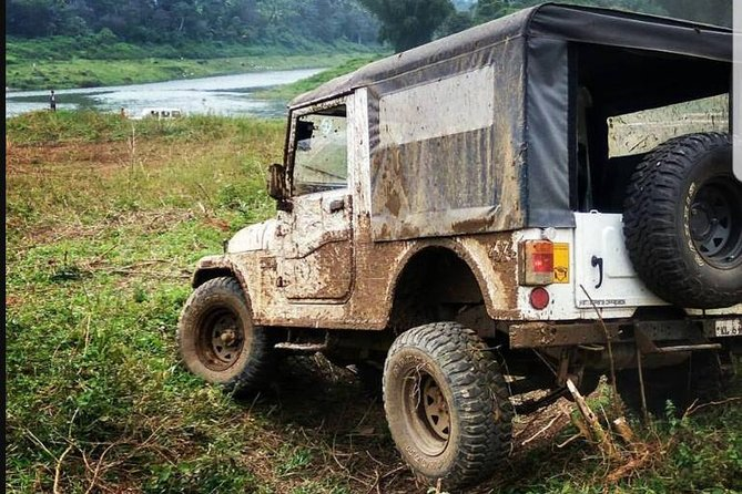 Reach Highest Point in a Jeep in Kerala - A Guided Tour