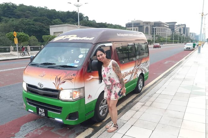 Kuala Lumpur City to Cameron Highlands City One-way Transfer