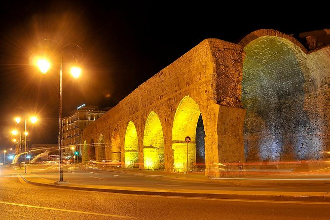 Secret Heraklion Walking Tour