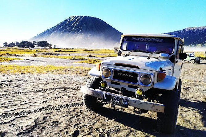 Mount Bromo Tour in One Night