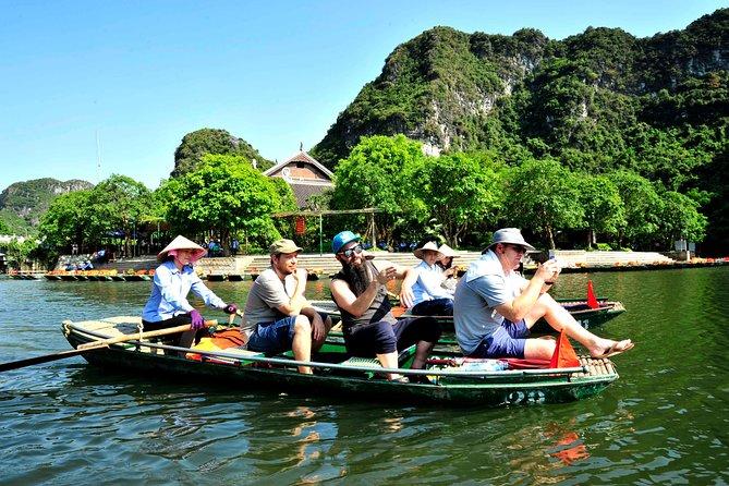 Bai Dinh Pagoda & Trang An Boating