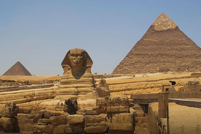 Giza Pyramids Sakkara and Dahshur