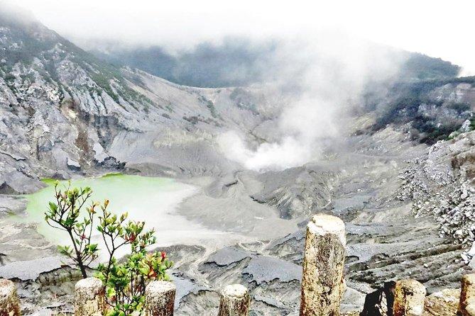 Bandung Volcano & Hot Spring Tour (departure Jakarta)