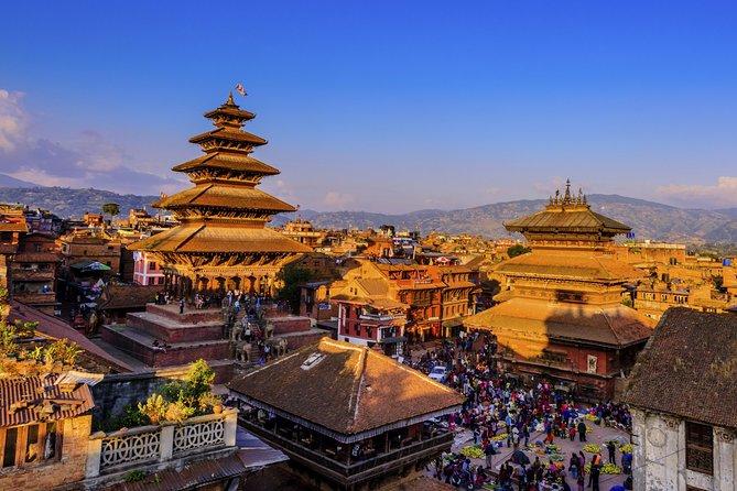 Bhaktapur and Changu Narayan Temple sightseeing with Nagarkot Sunset Tour