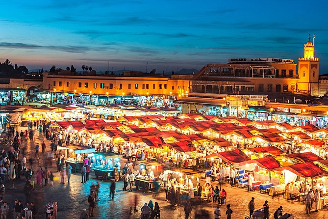 2 Days Marrakech tour from Tangier