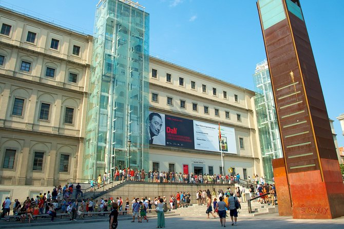 Reina Sofia Museum Without Tail