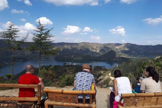 O/N:, A trip to breathtaking Wonchi Crater Lake