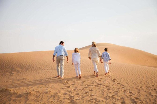 Desert Safari Dubai With 7 Live Entertainment Shows & BBQ Dinner