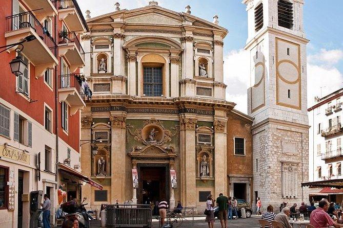 Nice Baroque Churches Tour