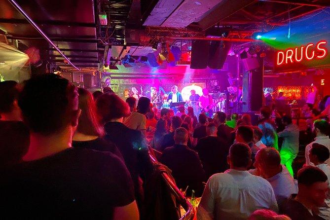 London Bar Crawl - Friday Night - Sleepless in Soho