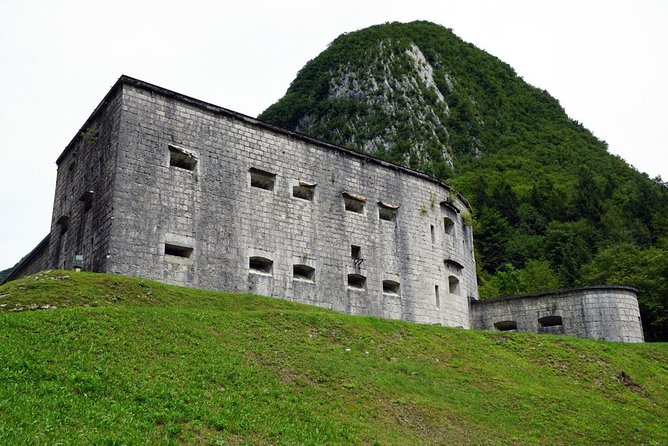 The Kluže fort - admission prices