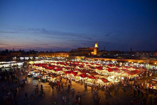 3 Days Luxury Desert Tour from Fez to Marrakech