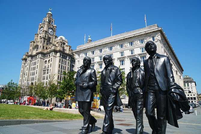 The Beatles Private Walking Tour in Liverpool