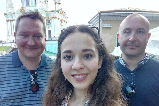 Best historical parts of Kiev Golden Gates, Andrew's descent