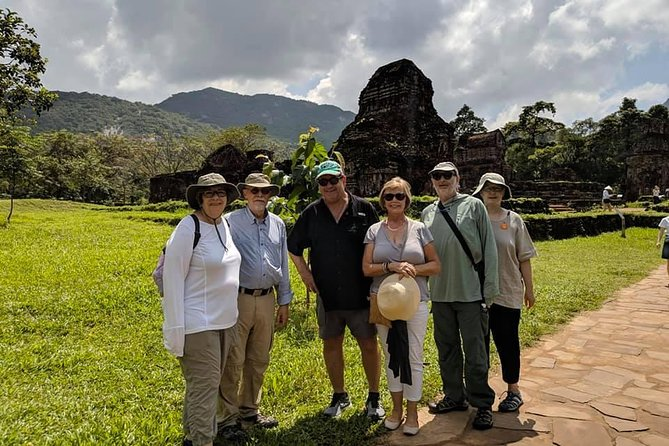 Private DayTrip to do My Son Holyland & Hoi an city Tour from Hoi an or Da Nang