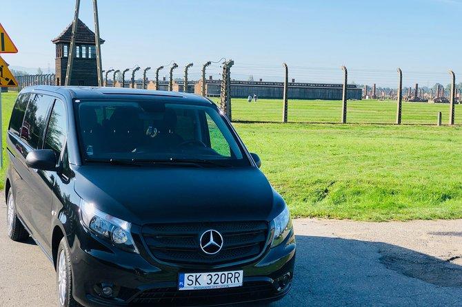 Auschwitz Tour from Katowice