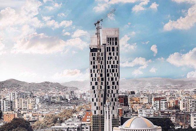 I visit Tirana - Guide